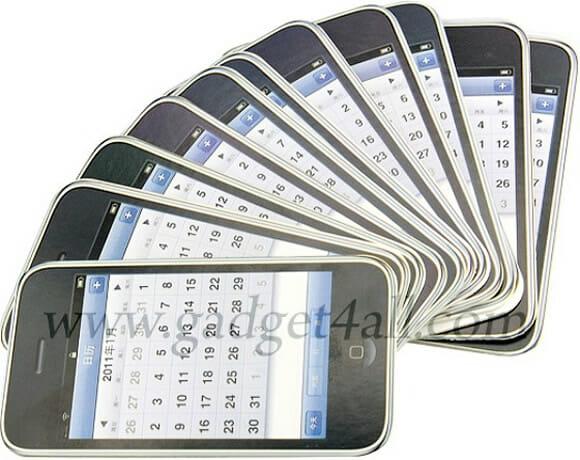 iCalendar – O calendário iPhone para 2011.