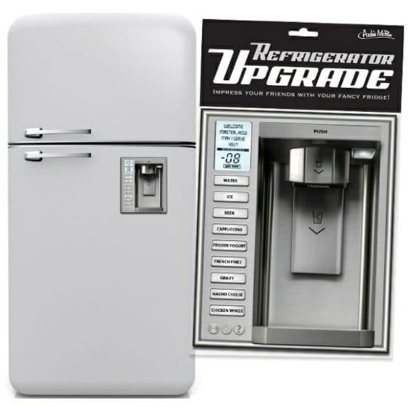 """Já pensou em fazer um """"Upgrade"""" em sua geladeira?"""
