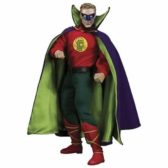 Action figure do Lanterna Verde.