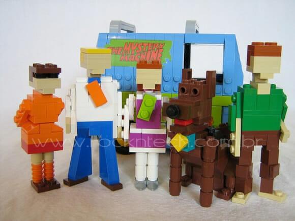 FOTOFUN - Legoo dooby doo!