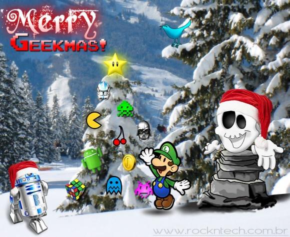 Merry Geekmas!