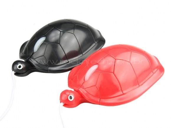 USB Tortoise Mouse – O mouse tartaruga!