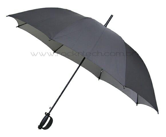 Guarda-chuva Sabre de Esgrima. Tuchê!