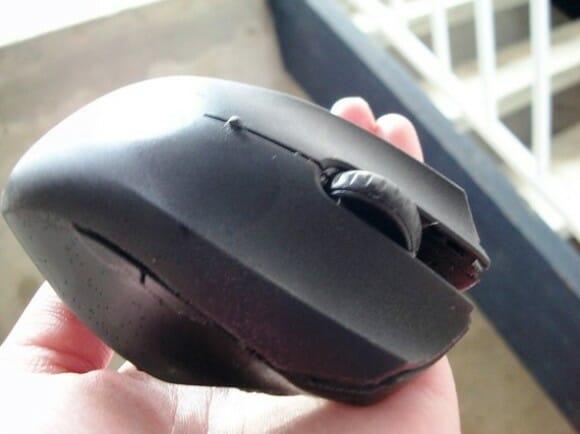 Sabonete em forma de mouse da Razer para gamers que não gostam de tomar banho