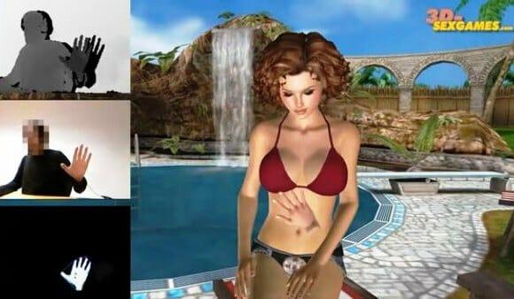 Vem aí os jogos pornográficos para Xbox 360 controlados pelo Kinect!