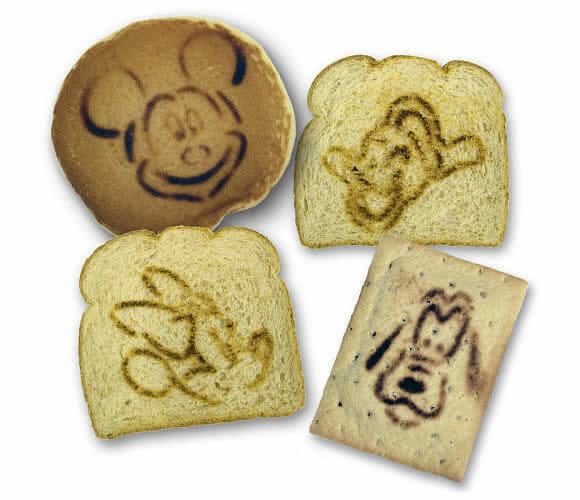 Torradeira da Disney para um café da manhã com Mickey e sua turma!
