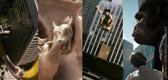 VIDEOFUN - Uma fantástica propaganda com efeitos especiais incríveis!