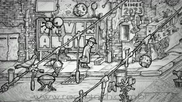 VIDEOFUN – Curta de animação – Nothing To Fear.