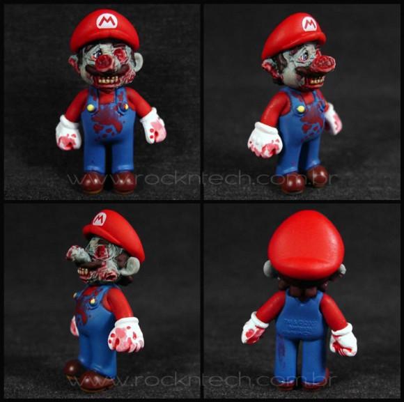 FOTOFUN - Zombie Mario.