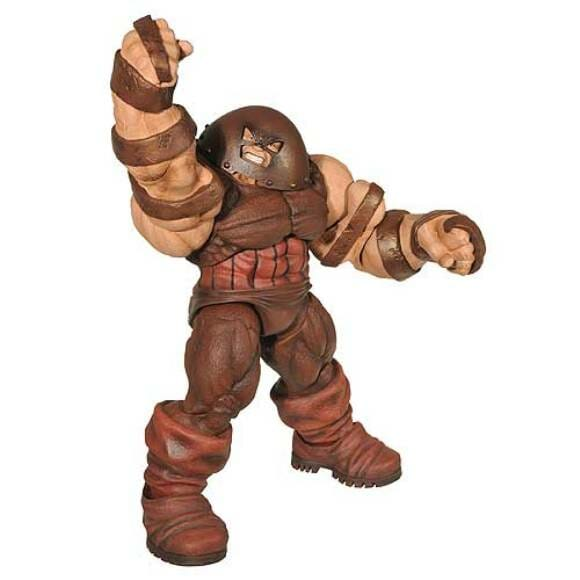 Action Figure do Juggernaut.