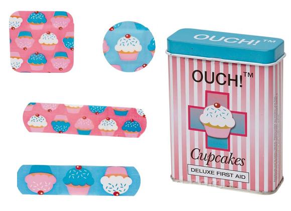 Curativos Cupcakes.