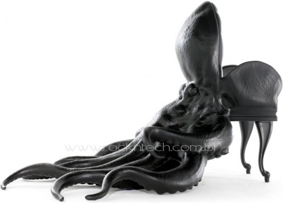 Octopus Chair – A cadeira polvo