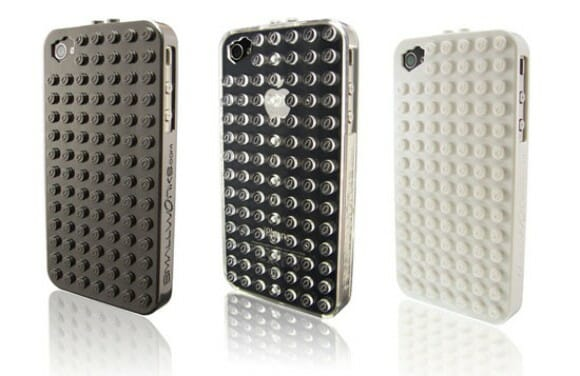 BrickCase - Case de LEGO para seu iPhone.