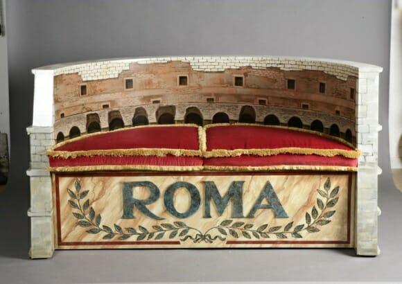 Sofá Coliseu