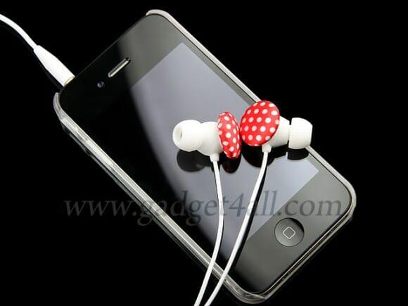Button Earphone - O fone de ouvido de bolinha!