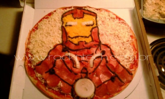 FOTOFUN – Iron Pizza
