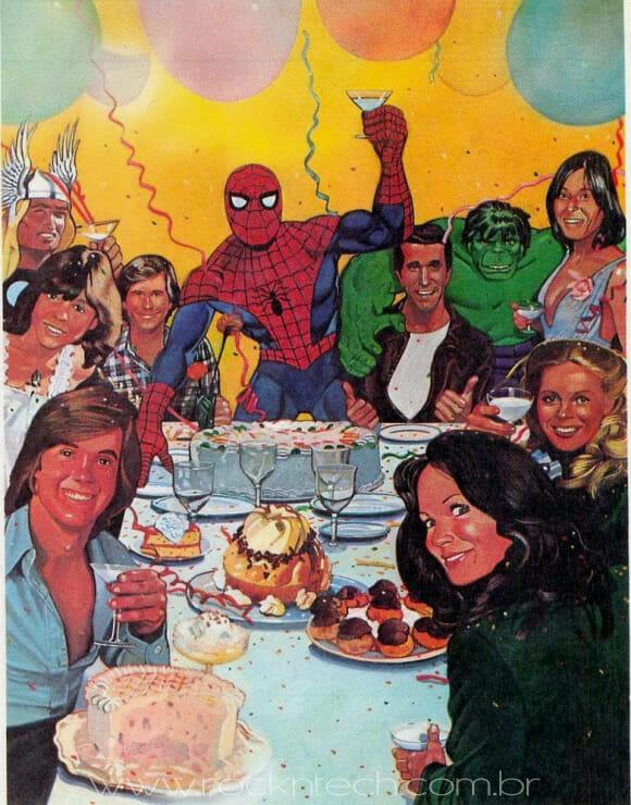 FOTOFUN - A melhor festa de todos os tempos.