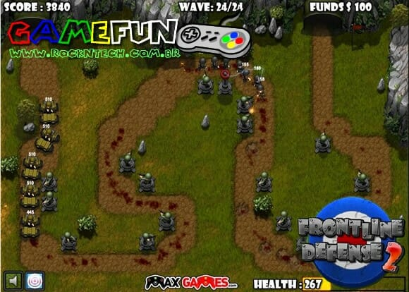 GAMEFUN - Frontline Defense 2