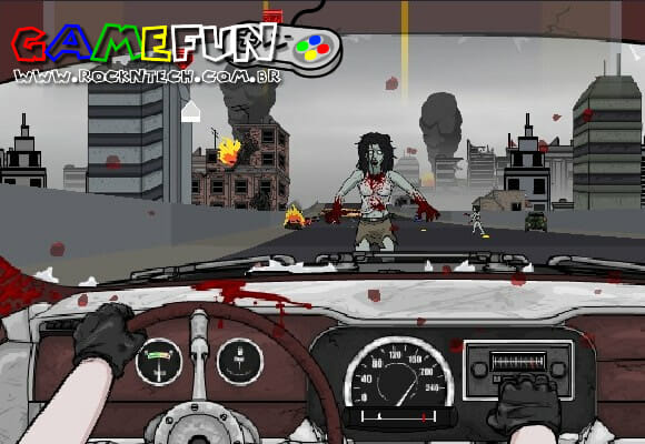 GAMEFUN - Road of the Dead.