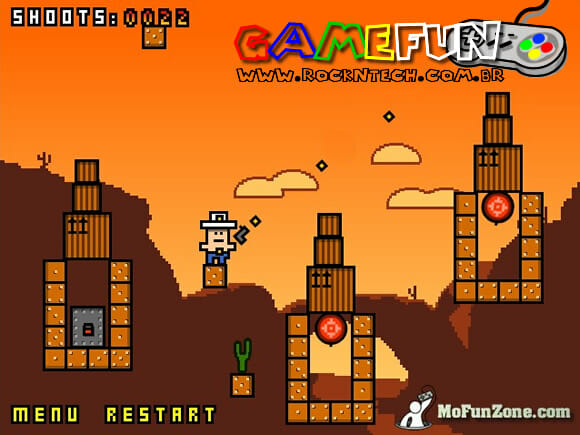 GAMEFUN – Cuboy Quest.