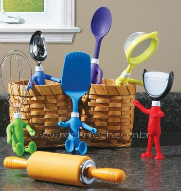 Heads Chefs – Utensílios divertidos para sua cozinha!