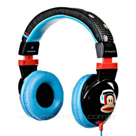 Headphone do macaco Julius de Paul Frank.