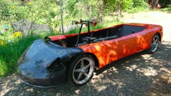 HumanCar - Um carro elétrico movido a humanos. (com vídeo)