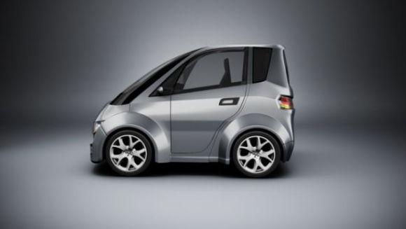 Carro conceito da Peugeot se estende para acomodar mais passageiros.