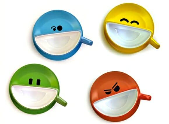 Comece bem o dia com Smilecup!