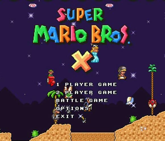 Super Mario Bros. X - O melhor game não oficial do Super Mario de todos os tempos! (com vídeo)