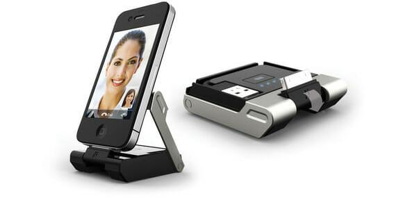 Kensington PowerLift – Suporte e carga extra de bateria para o seu iPhone. (com vídeo)