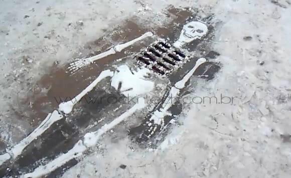VIDEOFUN - Arte de Rua Geek: Transformando o gelo e a rua.