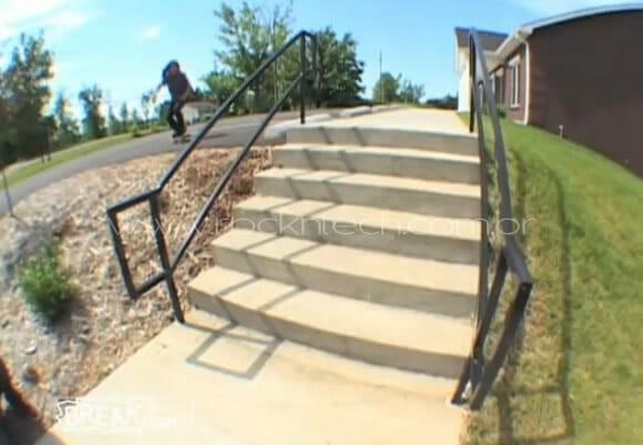 VIDEOFUN - Skate Epic Fail.