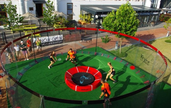 360ball é semelhante ao Squash, porém muito mais emocionante! (com vídeo)