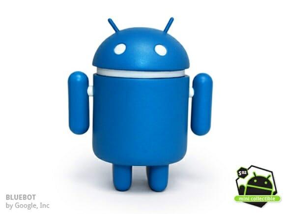 Mais bonecos Android para sua coleção!