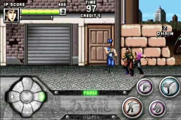 Double Dragon será lançado para iPhone e iPod Touch em Março.