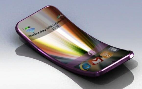 Flexiphone - Recarga completa de bateria em apenas 30 min.