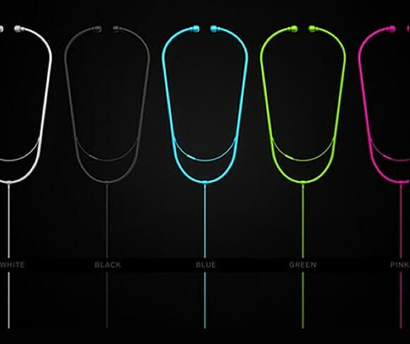Stetheadphone - Fones de ouvido em forma de Estetoscópio.