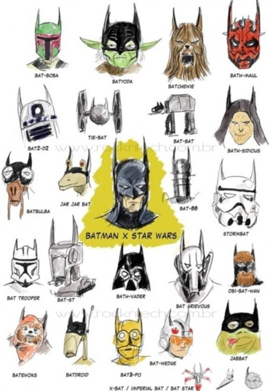 FOTOFUN – BatWars