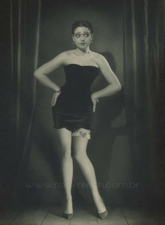 FOTOFUN – Betty Boop na vida real