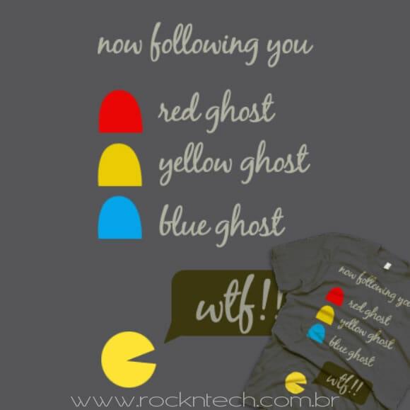 FOTOFUN - Fantasmas do Pac-Man is now following you.