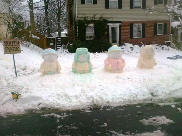 FOTOFUN – South Park de gelo.