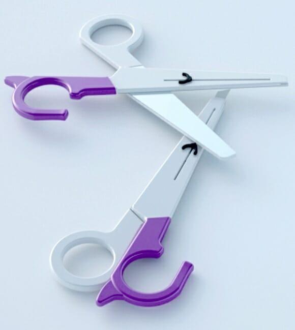 Free cutter - Tesoura e estilete enfim juntos.