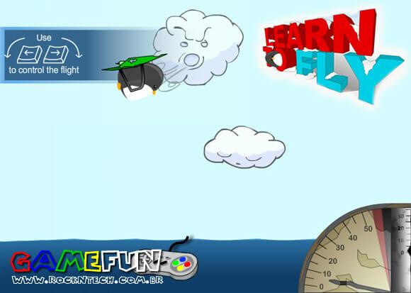 GAMEFUN – Learn To Fly.