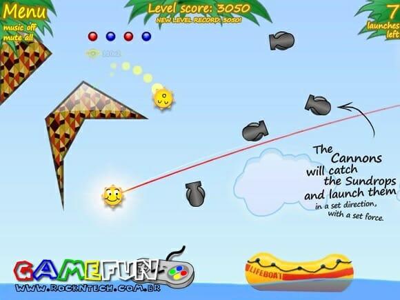 GAMEFUN - SunDrops.