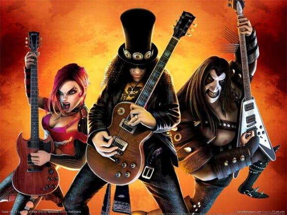 Activision anuncia o fim do game Guitar Hero.