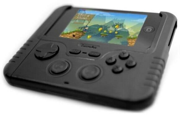 iControlPad BT transforma seu iPhone em um verdadeiro console portátil!