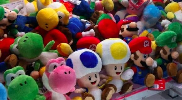 Quer ficar rico? Compre ou alugue uma máquina de pelúcia da Nintendo!