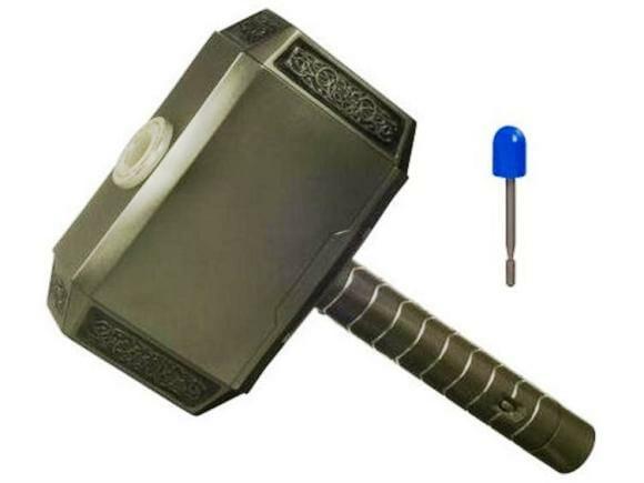Mjölnir – O Martelo de Thor está à venda!