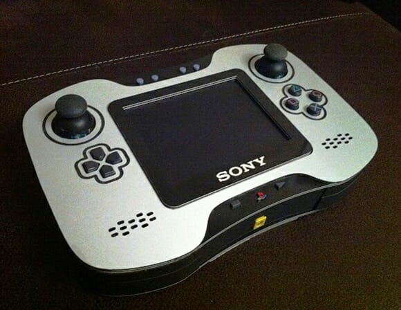 Já viu um Playstation 2 portátil? (com vídeo)